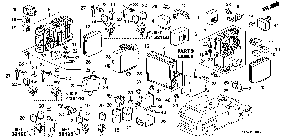 Honda Odyssey Wiring Diagram 2011 : 33 Wiring Diagram