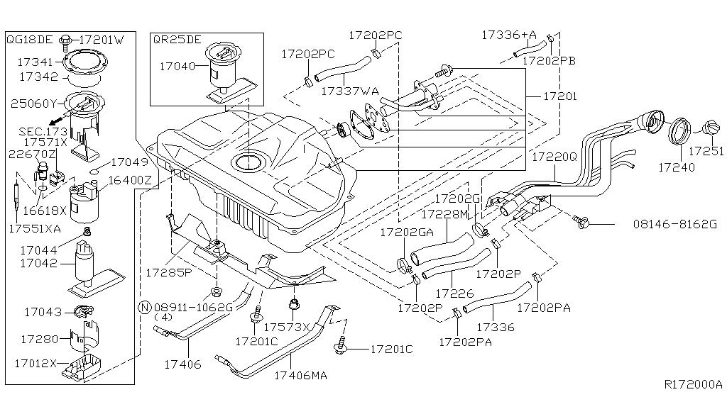 2006 nissan sentra engine diagram parts of a sentence 2004 1 8 auto electrical wiring related with