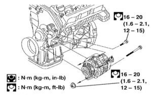 2005 Nissan Altima Engine Diagram | Automotive Parts