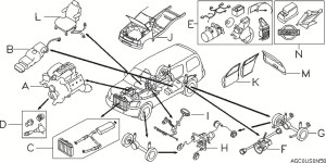 2006 Nissan Pathfinder Engine Diagram | Automotive Parts