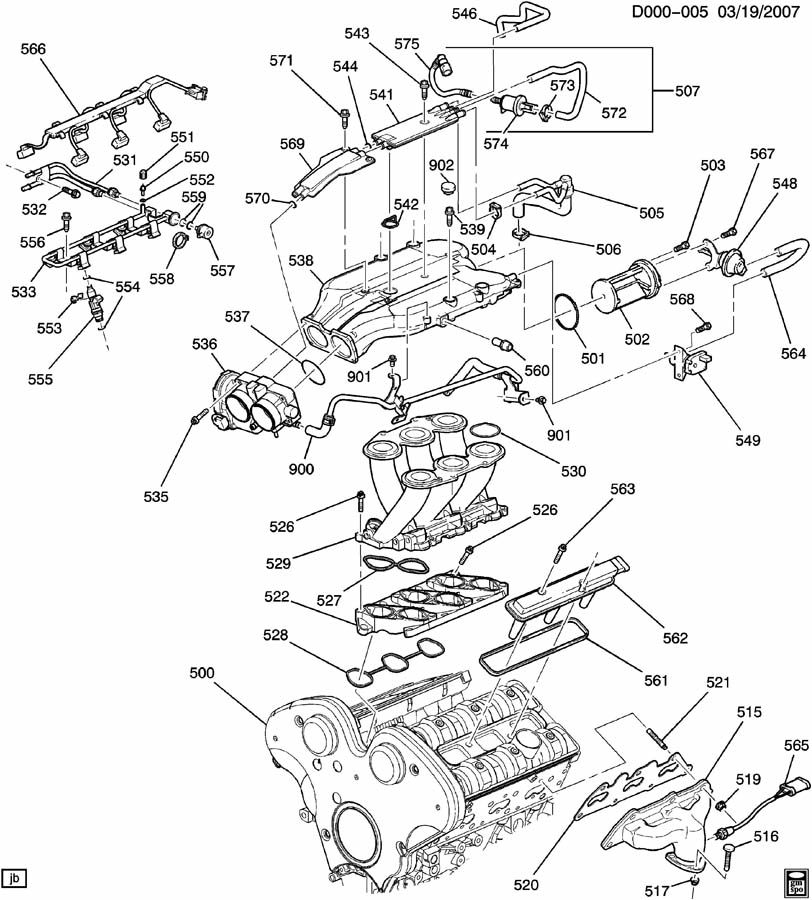 2003 Cadillac Cts Engine Wiring Harness Diagram