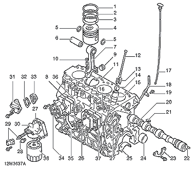 How Much Does It Cost To Rebuild A Transmission >> 2004 330I ENGINE DIAGRAM M - Auto Electrical Wiring Diagram