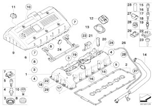 2006 Bmw 325I Engine Diagram | Automotive Parts Diagram Images