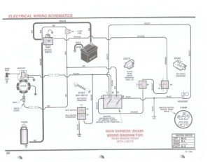 Small Engine Ignition Switch Wiring Diagram | Automotive