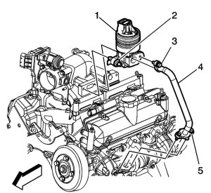 2007 Chevy Equinox Engine Diagram | Automotive Parts