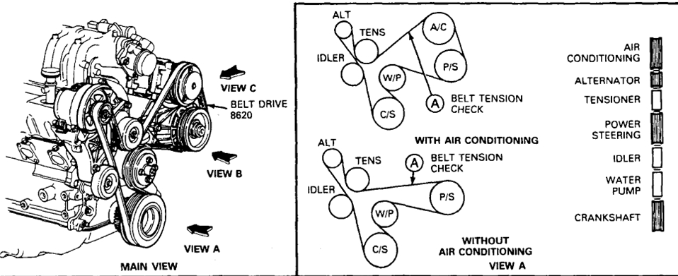 2003 Ford Ranger Engine Parts Diagram. Ford. Auto Parts