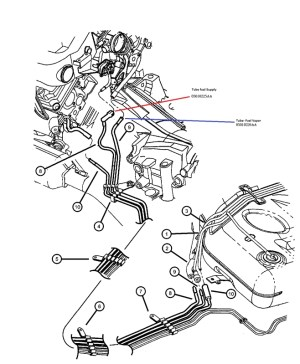 2000 Chrysler 300M Engine Diagram | Automotive Parts Diagram Images