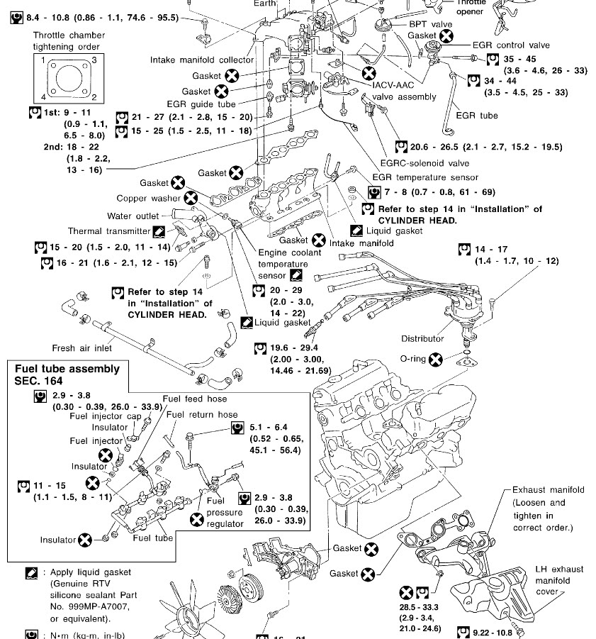 Nissan 3 5 V6 Engine Diagrams. Nissan. Wiring Diagram Images