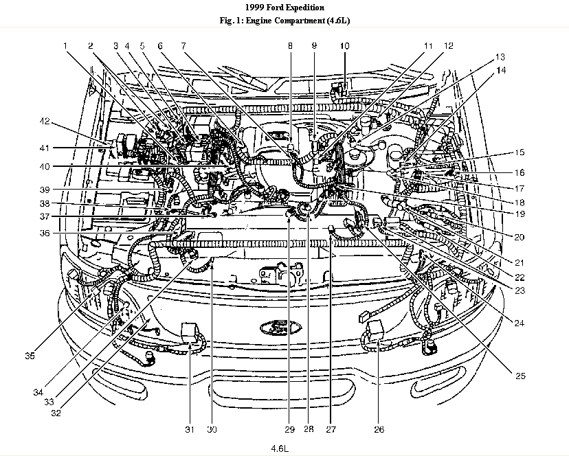 Diagram Of The Jaguar X Type 3 0 Engine Auto Electrical