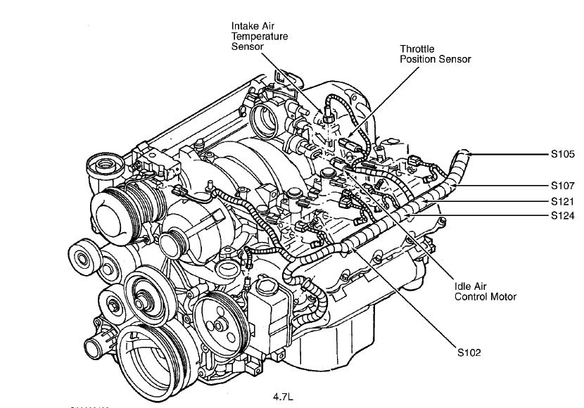 [DIAGRAM] 95 Jeep Cherokee Engine Wiring Diagram FULL
