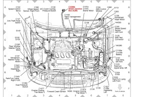 2006 Ford Fusion Engine Diagram | Automotive Parts Diagram