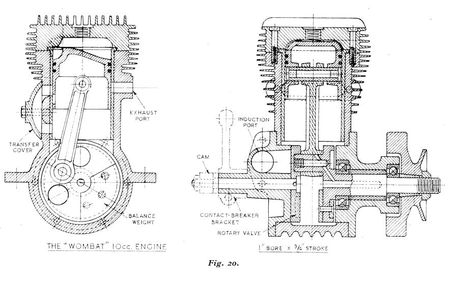 Two Stroke And Four Petrol Engines Engg Tutorials
