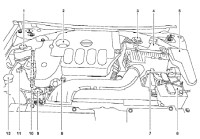1997 Nissan Altima Engine Diagram