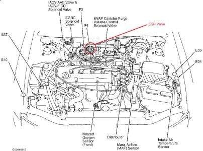 Nissan Altima Vacuum Diagram Nissan Questions & Answers