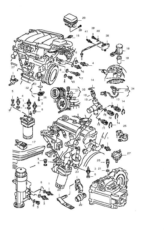 beetle engine diagram
