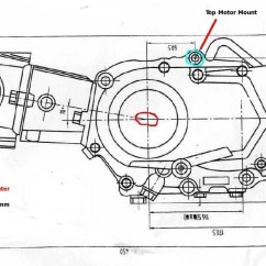 Lifan 110 Pit Bike Wiring Diagram 2000 Ford Focus Thermostat 4 Stroke Dirt Engine | Automotive Parts Images