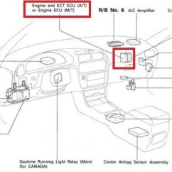 99 Civic Ecu Wiring Diagram Generac Rts Transfer Switch 2003 Toyota Camry Engine   Automotive Parts Images