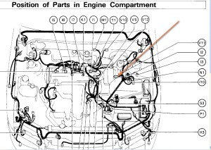 1996 Toyota Camry Engine Diagram | Automotive Parts