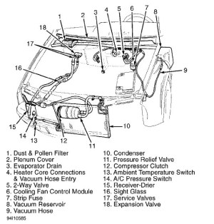 2001 Vw Jetta 20 Engine Diagram | Automotive Parts Diagram Images
