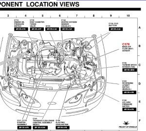 2000 Ford Escort Zx2 Engine Diagram | Automotive Parts