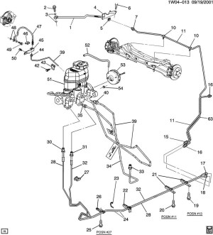 2000 Chevy Impala Engine Diagram | Automotive Parts