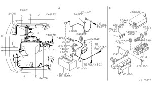 2001 Nissan Frontier Engine Diagram | Automotive Parts