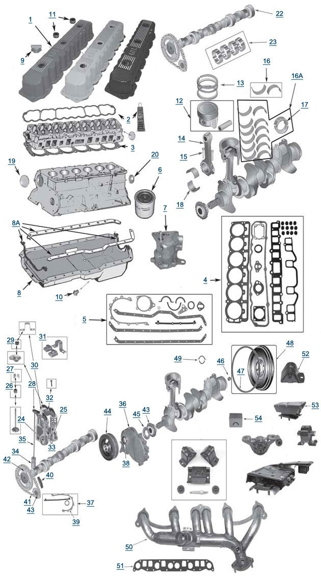 1998 jeep 4 0l engine diagram