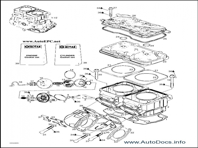 Wiring Diagram: 32 Tigershark Jet Ski Parts Diagram