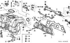 2002 Honda Civic Front Suspension Diagram. Honda. Auto