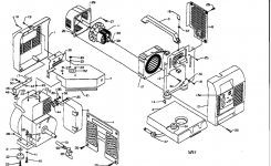 Stihl Ms 261 Chainsaw (Ms261 C) Parts Diagram, Shroud