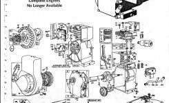 Volvo Penta Exploded View / Schematic Fuel Pump And Filter
