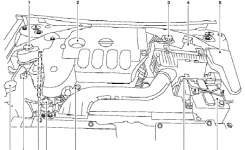Which Is Inlet Heater Hose pertaining to 2004 Dodge