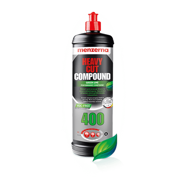 Autopolitur Menzerna Heavy Cut Compound 400 GREEN LINE