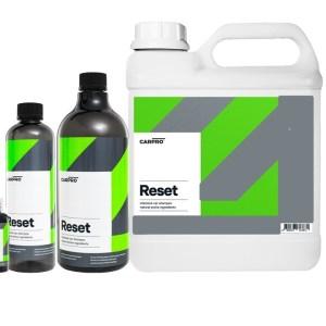 CarPro Reset Produktvarianten