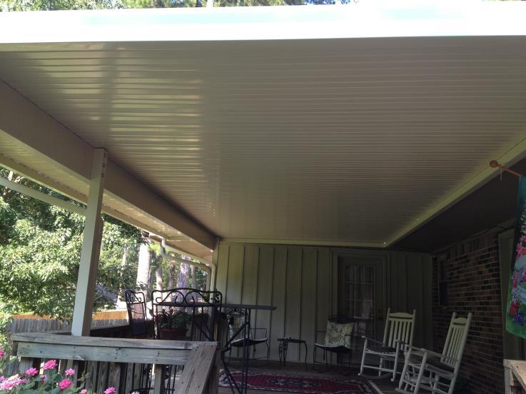 Underside Of Deck Cover