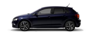 Carportil VW Polo