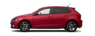 Novo VW Polo GTI