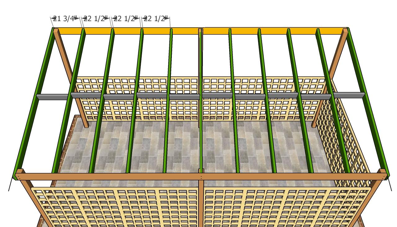 Building A Simple Carport Carport Plans Free