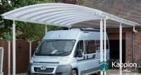 Carport for Business   Kappion Carports & Canopies