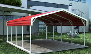 Carport Kits Custom Made In The Usa Carports More