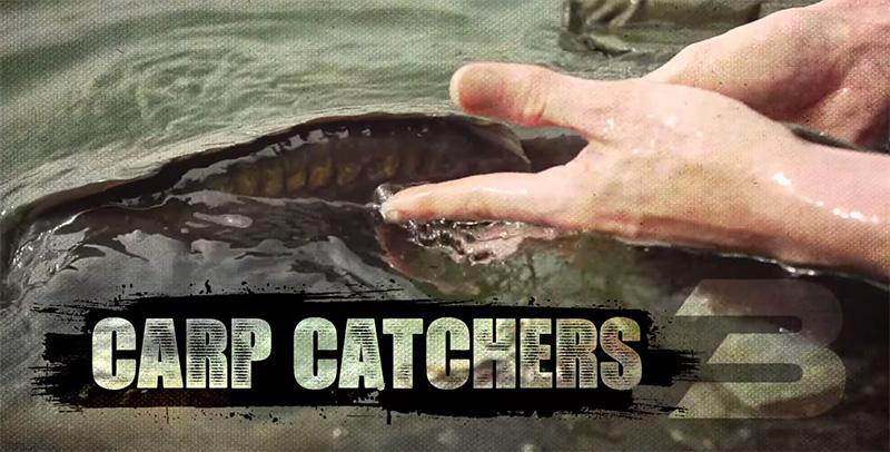 Bait Tech's Carp Catchers 3 Free Dvd