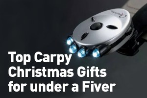 top carpy christmas gifts for under a fiver