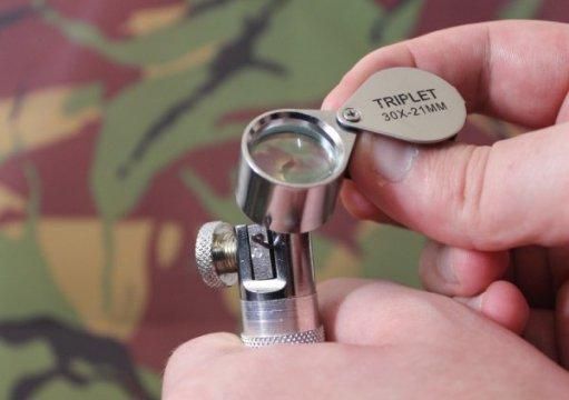 hook sharpening loop