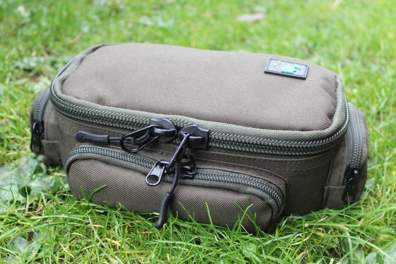 thinking anglers compact tackle pouch