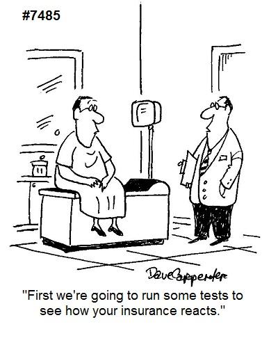 Medical Insurance: Medical Insurance Jokes