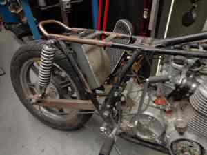 OIL TANK for CB750 SOHC Stand Up – Carpy's Cafe Racers