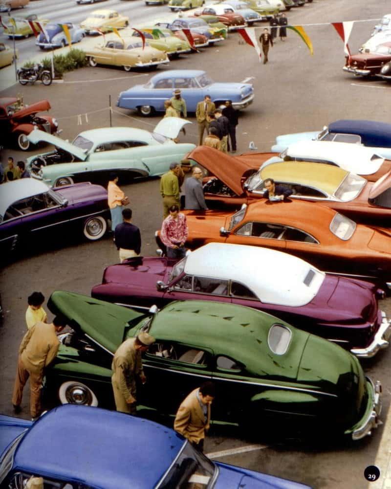 1950s Custom Cars