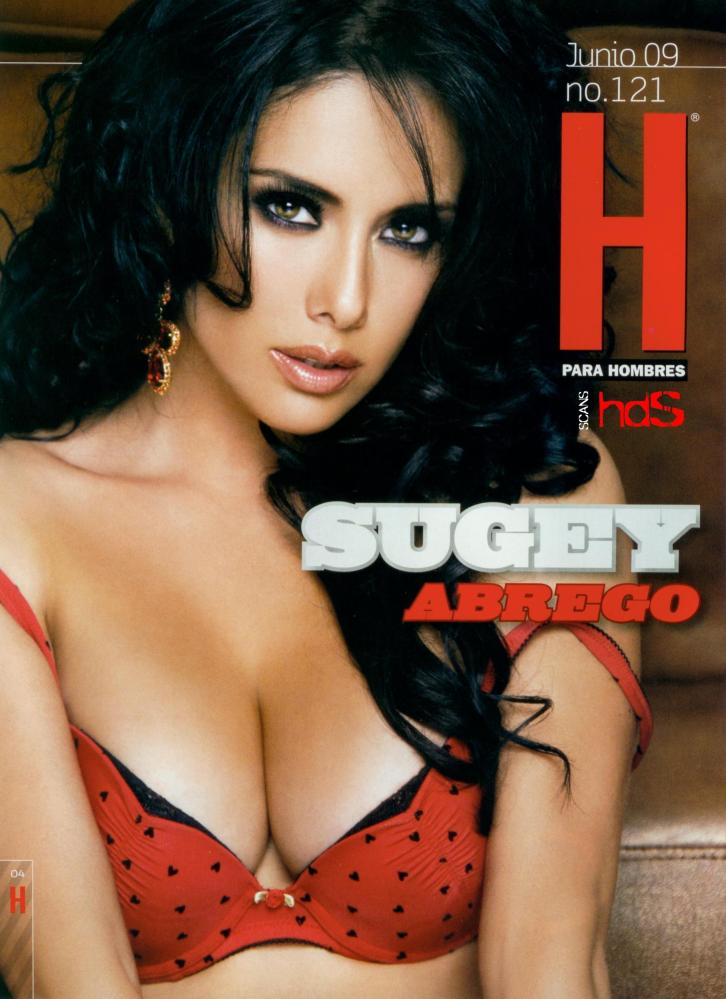 CP: Sugey Abrego en H (2/6)