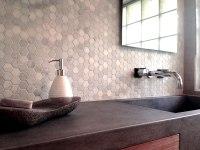 Beautiful Carrara Marble Mosaics