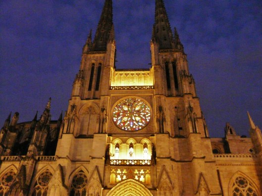 Bordeaux, Cathedral